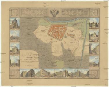 K. k. Haupt und Residenz Stadt Wien in dem Jahre 1147