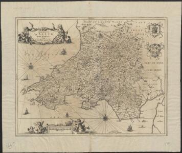 Principatus Walliae Pars Australis vulgo South-Wales