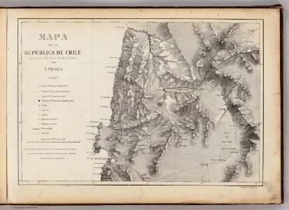 Mapa de la Republica de Chile (1)