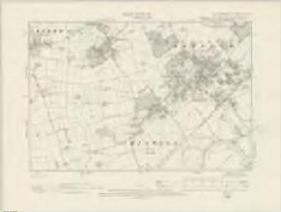 Nottinghamshire XLI.SE - OS Six-Inch Map