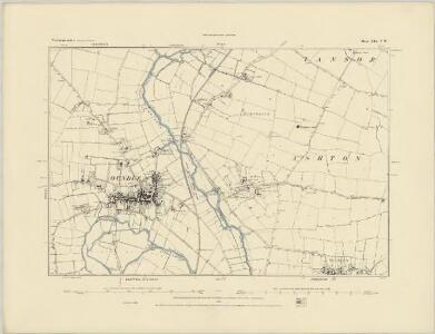 Northamptonshire XIX.SE - OS Six-Inch Map