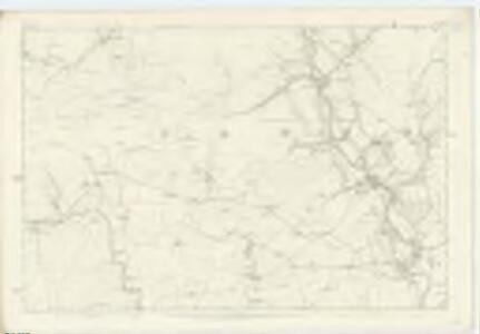 Dumfriesshire, Sheet LIII - OS 6 Inch map