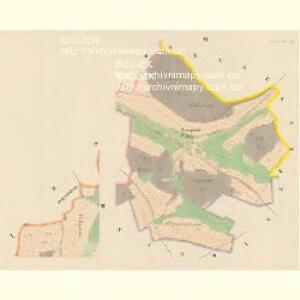 Nekwasow - c5022-1-003 - Kaiserpflichtexemplar der Landkarten des stabilen Katasters