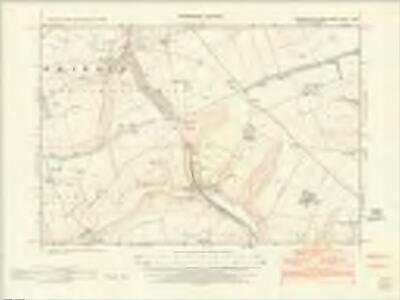 Yorkshire CXLIII.SW - OS Six-Inch Map