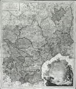 Carte de la province du Languedoc, divisée suivant ses différens diocèses