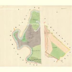 Millokoscht - m1800-1-001 - Kaiserpflichtexemplar der Landkarten des stabilen Katasters