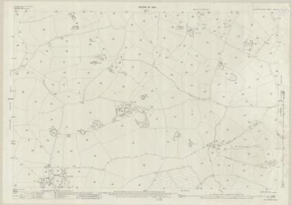 Staffordshire XXIX.13 (includes: Adbaston; Eccleshall; High Offley) - 25 Inch Map