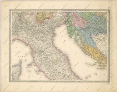 Karte des Oesterreichisch - ungarischen Reiches