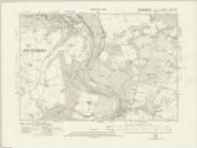 Monmouthshire XXVI.NW - OS Six-Inch Map
