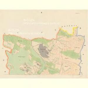 Bukownjk - c0676-1-001 - Kaiserpflichtexemplar der Landkarten des stabilen Katasters