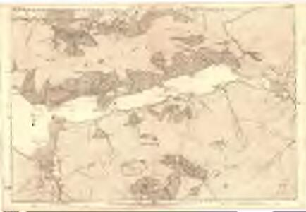 Inverness-shire (Mainland), Sheet LXXVIII - OS 25 Inch map