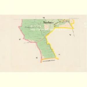 Mauthaus (Meyto) - c4927-1-005 - Kaiserpflichtexemplar der Landkarten des stabilen Katasters