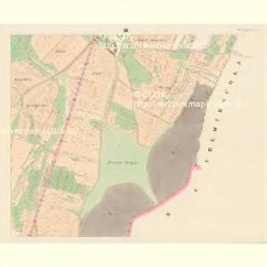 Braunpusch (Praporzisst) - c6083-1-003 - Kaiserpflichtexemplar der Landkarten des stabilen Katasters