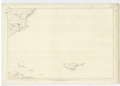 Argyllshire, Sheet CCLXVI (with insets of sheets CCLXVIa & CCL* - OS 6 Inch map