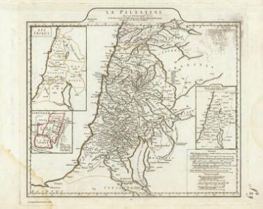 La Palestine.