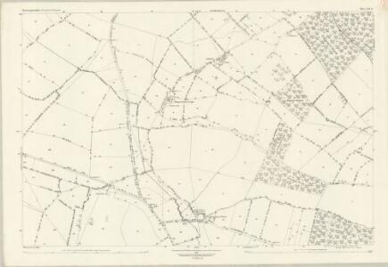 Northamptonshire LIX.4 (includes: Helmdon; Syresham; Wappenham) - 25 Inch Map