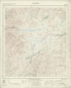 Glencoe - OS One-Inch Map