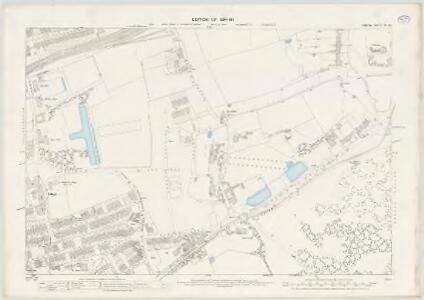 London IV.42 - OS London Town Plan