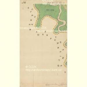 Lunderburg - m0243-1-029 - Kaiserpflichtexemplar der Landkarten des stabilen Katasters