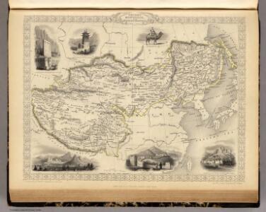 Thibet, Mongolia, and Mandchouria.