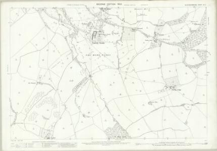 Gloucestershire XX.11 (includes: Sudeley; Winchcombe) - 25 Inch Map