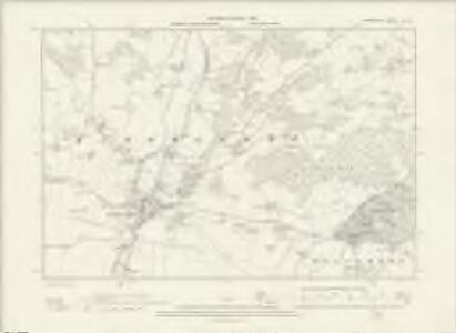 Hampshire & Isle of Wight IX.NE - OS Six-Inch Map