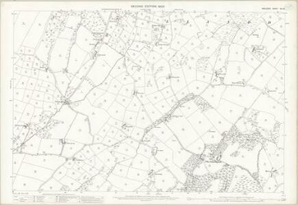 Anglesey XIII.12 (includes: Llanddyfnan; Tregaean) - 25 Inch Map