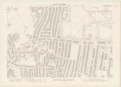 London VIII.23 - OS London Town Plan