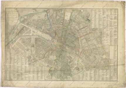 Plan Routier de la Ville de Paris...