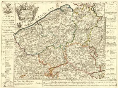 Le Comté de Flandre
