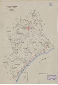 Mapa planimètric de Mont-roig