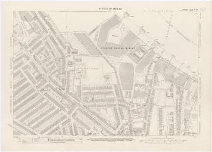 London XI.20 - OS London Town Plan