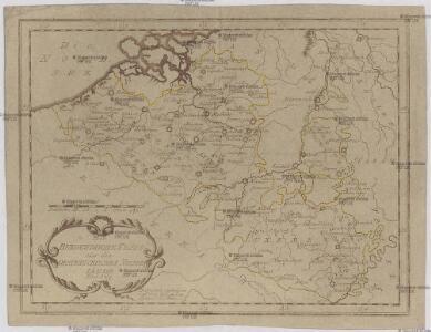 Der Burgundische Kreis oder die Oestreichischen Niederlande