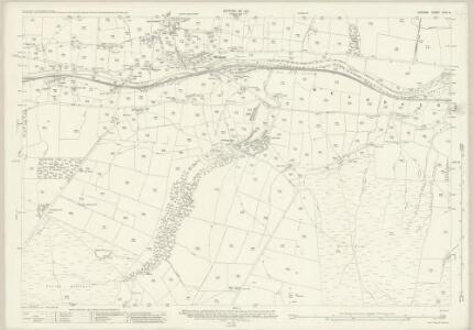 Durham XXIII.14 (includes: Stanhope) - 25 Inch Map
