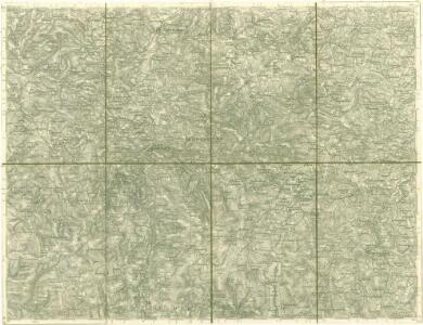 III. vojenské mapování 4351