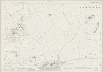 Durham XLVIII.4 (includes: Heighington) - 25 Inch Map