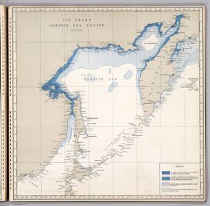 Ice Chart, Okhotsk Sea Region, December.