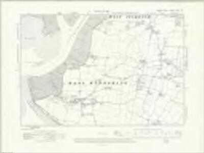 Sussex LXXII.NE - OS Six-Inch Map