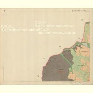 Stoitzen - m2885-1-002 - Kaiserpflichtexemplar der Landkarten des stabilen Katasters