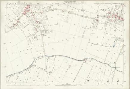 Cambridgeshire XXIX.11 (includes: Haddenham; Wilburton) - 25 Inch Map