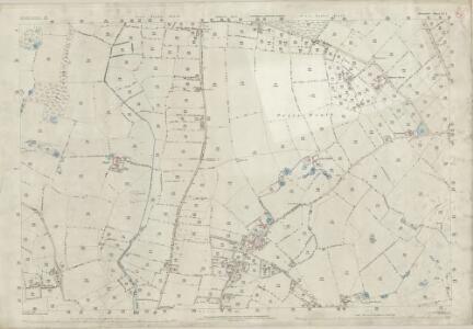 Shropshire XV.1 (includes: Prees) - 25 Inch Map