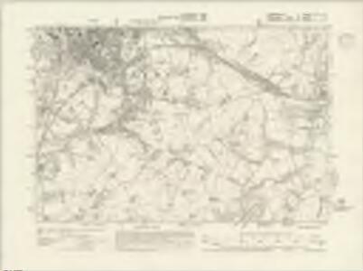 Lancashire CXII.NE - OS Six-Inch Map
