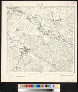 Meßtischblatt 2393 : Schweinitz, Reg.-Bez. Merseburg, 1933