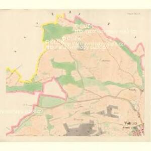Wollenitz - c8759-1-002 - Kaiserpflichtexemplar der Landkarten des stabilen Katasters