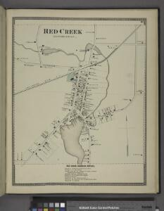 Red Creek [Village]; Red Creek Business Notices.