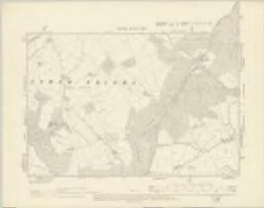 Wiltshire LVI.NE & L.SE - OS Six-Inch Map