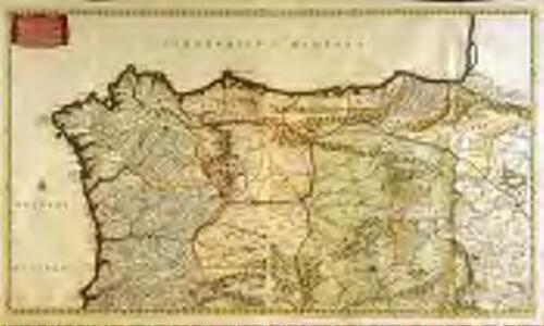 Regnorum Castellæ veteris Legionis et Gallæciæ principatuumq[ue] Biscaiæ et Asturiarum accuratissima descriptio