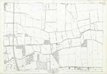 Gloucestershire XIX.3 (includes: Ashchurch; Gotherington; Oxenton; Stoke Orchard) - 25 Inch Map