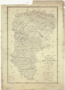Carte géologique du département de l'Aisne