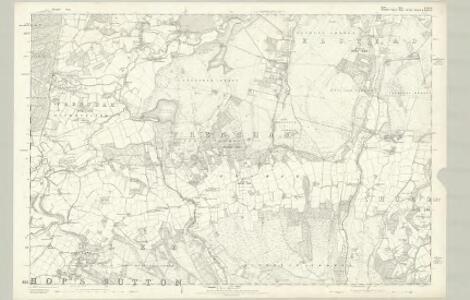 Surrey XXXVII - OS Six-Inch Map